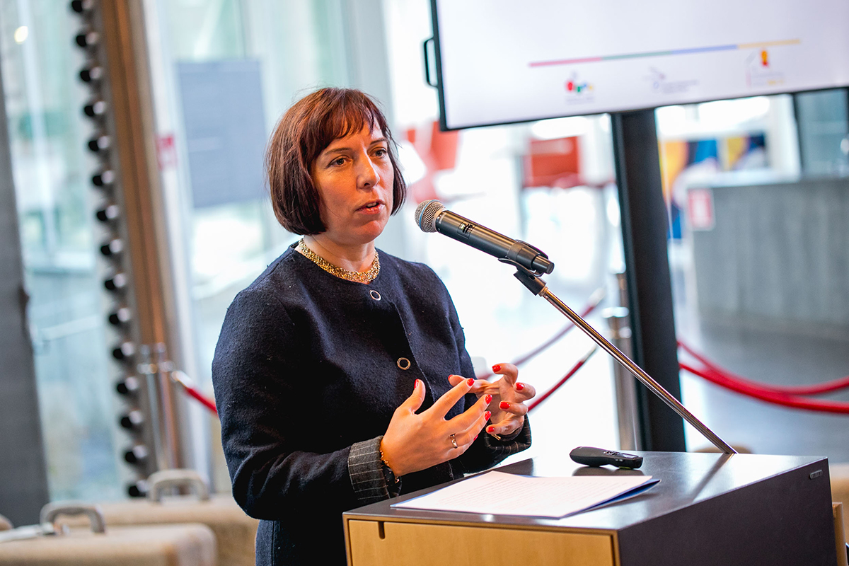 Interview with Mailis Reps, Minister of Education and Research of the Republic of Estonia